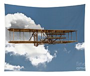 Wright Brothers First Flight Tapestry