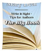 Write It Right - Tips For Authors - The Big Book Tapestry