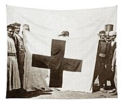 Wwi Refugees, 1914 Tapestry