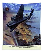 Wwii Royal Air Force, C1942 Tapestry