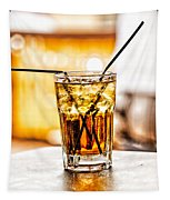 X Marks The Drink Tapestry