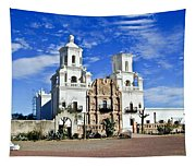 Xavier Tucson Arizona Tapestry