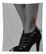 Xim Tattoo Tapestry