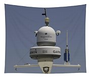 Yacht Radar Tapestry