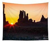 Yei-bi-chei Rays Tapestry