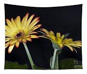 Yellow And Orange Gerbera 2 Tapestry