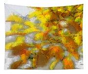 Yellow Autumn Tapestry