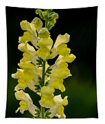 Yellow Beauty Tapestry