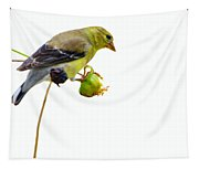 Yellow Finch Tapestry