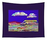 Yellow Mesa Tapestry