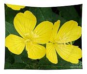 Yellow Primrose Tapestry
