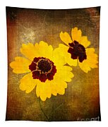 Yellow Prize Tapestry