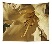 Yellow Rhododendron Tapestry