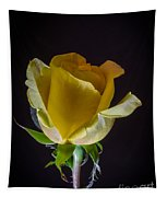 Yellow Rose 1 Tapestry