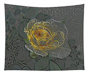 Yellow Rose Tapestry