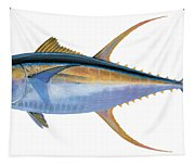 Yellowfin Tuna Tapestry