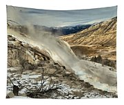 Yellowstone Canary Tapestry