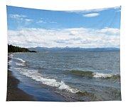 Yellowstone Lake Tapestry