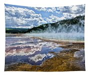 Yellowstone - Springs Tapestry