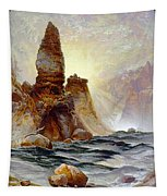 Yellowstone Tower Falls Tapestry