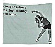 Yoga Wisdom Tapestry