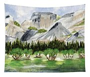 Yosemite 1 Tapestry