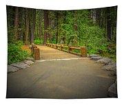 Yosemite Falls Trail Tapestry