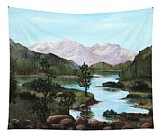 Yosemite Meadow Tapestry