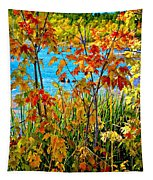 Young And Brash 2 Tapestry