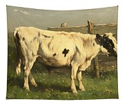 Young Bull Tapestry