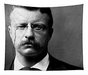 Young Theodore Roosevelt Tapestry