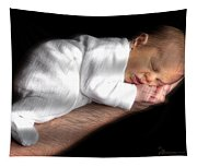 You're In Good Hands -  Featured In 'comfortable Art' And Notecard Possibilities Groups Tapestry