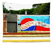 You've Got A Life To Live Pepsi Cola Wall Mural Tapestry