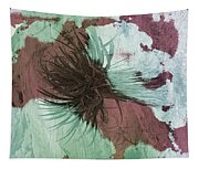 Yucca Abstract Sage And Mauve Tapestry