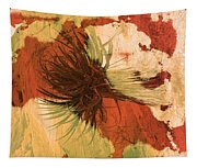 Yucca Abstract Warm Tapestry