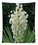 Yucca Blossoms Tapestry