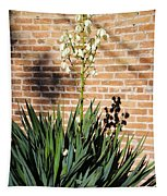 Yucca In The Morning Tapestry