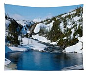 Yukon View Tapestry