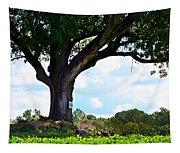 Yum Yum Tree Tapestry