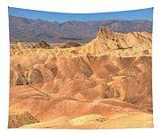Zabriskie Point Medium Panorama Tapestry