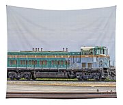 Foster Farms Locomotive Tapestry