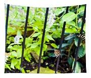 Zebra V Tapestry