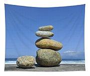 Zen Stones I Tapestry