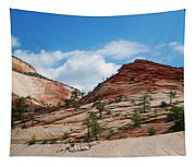 Zion National Park 1 Tapestry