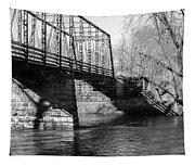 Zoar Iron Bridge Tapestry