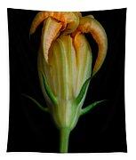 Zucchini Jester Tapestry