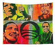 4 Barack  Tapestry