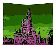 Castle Of Dreams Tapestry