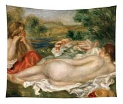 Two Bathers Tapestry