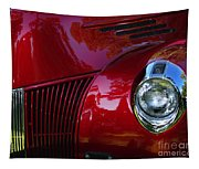 1941 Ford Truck Nose Tapestry